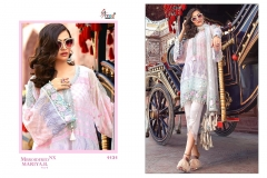 SHREE FABS MBROIDERED NX MARIYA B VOL 4 (2)