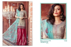 SHREE FABS MBROIDERED NX MARIYA B VOL 4 (4)