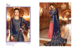 SHREE FABS MBROIDERED NX MARIYA B VOL 4 (5)