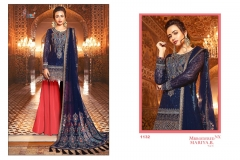 SHREE FABS MBROIDERED NX MARIYA B VOL 4 (7)