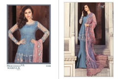 SHREE FABS MBROIDERED NX MARIYA B VOL 4 (8)