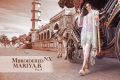 SHREE FABS MBROIDERED NX MARIYA B VOL 4 (9)