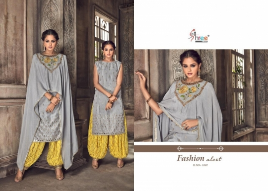 SHREE FABS PRESENT NIPOOR RANGOLI HEAVY EMBROIDERY PATIYALA DRESS COLLECTION WHOLESALE DEALER BEST RATE BY GOSIYA EXPORTS SURAT (3)