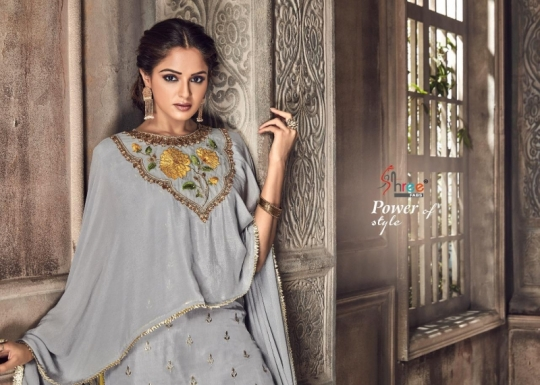 SHREE FABS PRESENT NIPOOR RANGOLI HEAVY EMBROIDERY PATIYALA DRESS COLLECTION WHOLESALE DEALER BEST RATE BY GOSIYA EXPORTS SURAT (4)