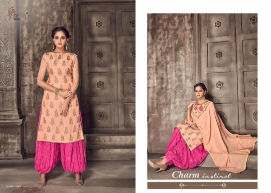 SHREE FABS PRESENT NIPOOR RANGOLI HEAVY EMBROIDERY PATIYALA DRESS COLLECTION WHOLESALE DEALER BEST RATE BY GOSIYA EXPORTS SURAT (6)