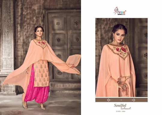 SHREE FABS PRESENT NIPOOR RANGOLI HEAVY EMBROIDERY PATIYALA DRESS COLLECTION WHOLESALE DEALER BEST RATE BY GOSIYA EXPORTS SURAT (7)
