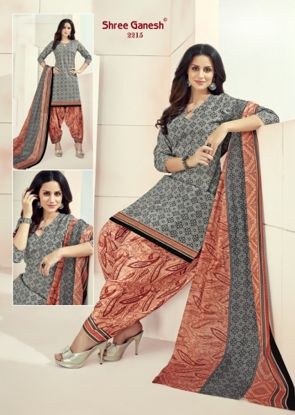 SHREE GANESH HANSIKA VOL 2 COTTON (15)