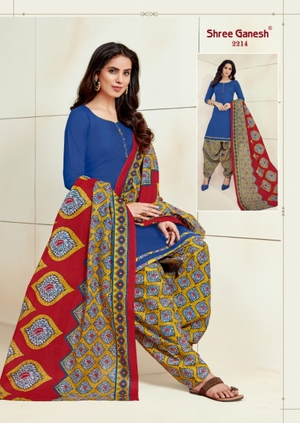 SHREE GANESH HANSIKA VOL 2 COTTON (16)
