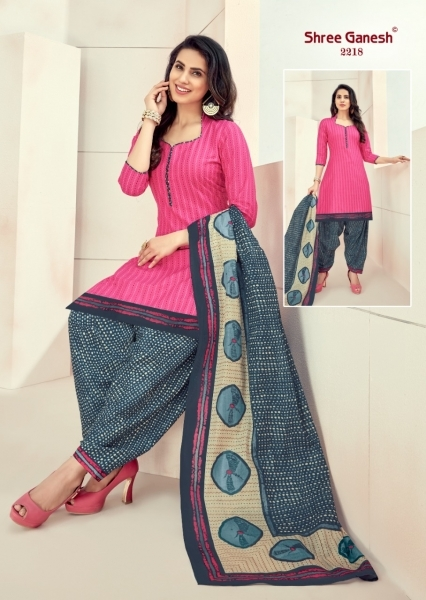 SHREE GANESH HANSIKA VOL 2 COTTON (18)