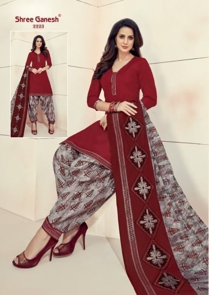 SHREE GANESH HANSIKA VOL 2 COTTON (22)