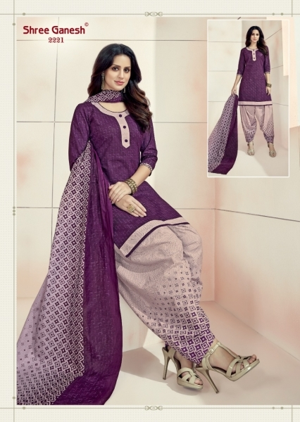 SHREE GANESH HANSIKA VOL 2 COTTON (23)