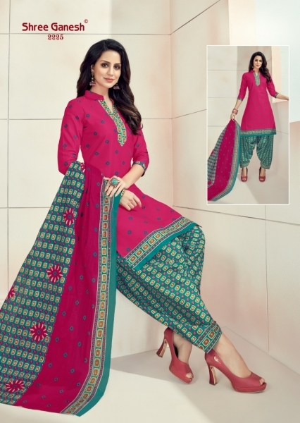 SHREE GANESH HANSIKA VOL 2 COTTON (24)