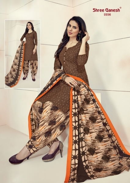 SHREE GANESH HANSIKA VOL 2 COTTON (26)