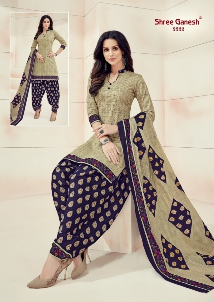 SHREE GANESH HANSIKA VOL 2 COTTON (33)
