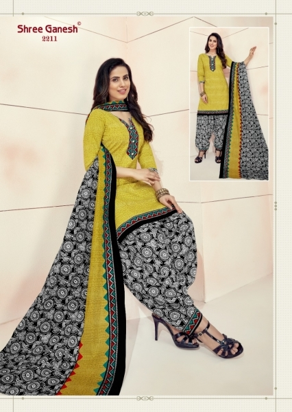 SHREE GANESH HANSIKA VOL 2 COTTON (34)