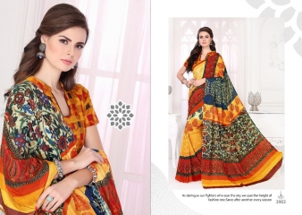 SILKVILLA COCHI SILK VOL 2 DIGITAL PRINTS SILKS DESIGNER WEAR SAREES WHOLESALE (1)