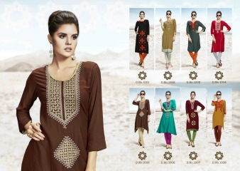SMORE FASHION FISH FANCY RAYON FABRIC KURTIS FOR FESTIVE WEAR COLLECTION WHOLESALE BEST RATE BY GOSIYA EXPORTS SURAT (1)