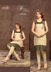 Stylic Shenaya Vol 9 Rayon Casual Wear Kurti Catalog BY GOSIYA EXPORTS SURAT (11)