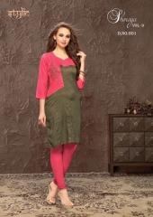 Stylic Shenaya Vol 9 Rayon Casual Wear Kurti Catalog BY GOSIYA EXPORTS SURAT (12)