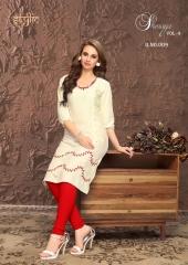 Stylic Shenaya Vol 9 Rayon Casual Wear Kurti Catalog BY GOSIYA EXPORTS SURAT (14)