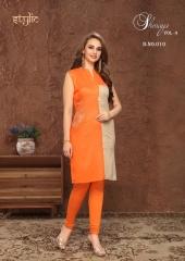 Stylic Shenaya Vol 9 Rayon Casual Wear Kurti Catalog BY GOSIYA EXPORTS SURAT (3)