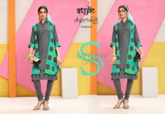 STYLIC SUPERSTAR VOL 1 KURTI WITH JACKET (8)
