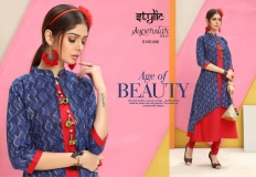STYLIC SUPERSTAR VOL 1 KURTI WITH JACKET (9)