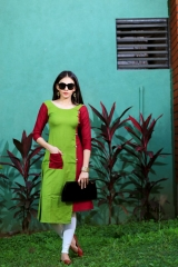 SUBHADHRA BY AMRUTA VOL 2 RAYON KURTIS WHOLESALE SUPPLIER AT BEST RATE BY GOSIYA EXPORST SURAT (2)