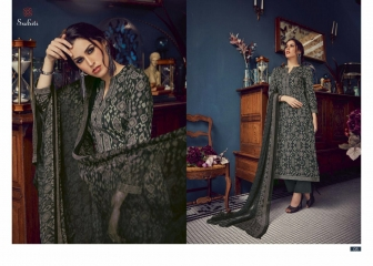 SUDRITI IKARIA COTTON SATIN PRINTED SALWAR SUITS TS S (11)