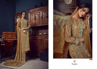 SUDRITI IKARIA COTTON SATIN PRINTED SALWAR SUITS TS S (12)