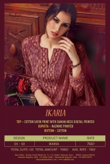 SUDRITI IKARIA COTTON SATIN PRINTED SALWAR SUITS TS S (9)