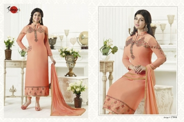 SUHATI FAB SUHATI VOL 7 GEORGETTE EMBROIDERY SUITS WHOLESALE BEST RATE BY GOSIYA EXPORTS SURAT (4)