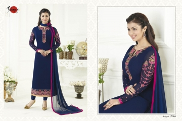 SUHATI FAB SUHATI VOL 7 GEORGETTE EMBROIDERY SUITS WHOLESALE BEST RATE BY GOSIYA EXPORTS SURAT (6)