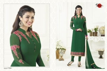 SUHATI FAB SUHATI VOL 7 GEORGETTE EMBROIDERY SUITS WHOLESALE BEST RATE BY GOSIYA EXPORTS SURAT (9)
