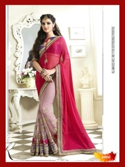 SUNNY LEONE DESIGNER EMBROIDERED SAREES WHOLESALE BEST RATE SURAT BY SUNNY LEONE (4)