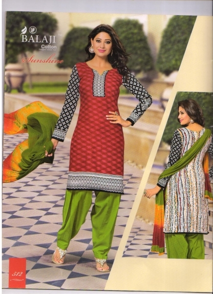 SUNSHINE BALAJI COTTON PRINTS  (12)