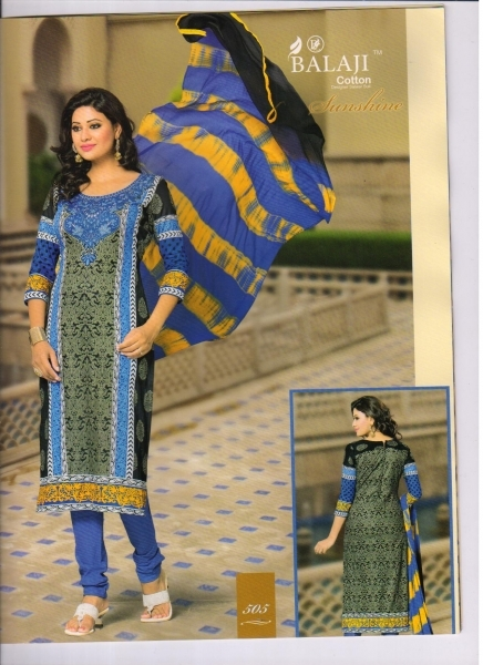 SUNSHINE BALAJI COTTON PRINTS  (5)