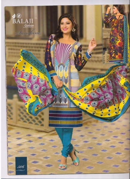 SUNSHINE BALAJI COTTON PRINTS  (6)