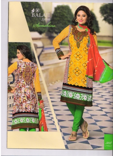 SUNSHINE BALAJI COTTON PRINTS  (8)