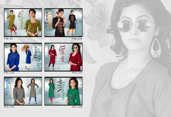 SWARNPANKH PASS PASS COTTON KURTIS CATALOG IN WHOLESALE AT BEST RATE BY GOSIYA EXPORTS SURAT (12)