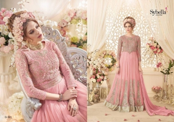 SYBELLA BRIDAL COLLECTION SERIES S-91 TO S-98 WHOLESALE RATE AT GOSIYA EXPORTS SURAT WHOLESALE SUPPLAYER AND DEALER SURAT GUJARAT (1)