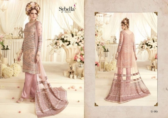 SYBELLA BRIDAL COLLECTION SERIES S-91 TO S-98 WHOLESALE RATE AT GOSIYA EXPORTS SURAT WHOLESALE SUPPLAYER AND DEALER SURAT GUJARAT (5)