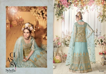 SYBELLA BRIDAL COLLECTION SERIES S-91 TO S-98 WHOLESALE RATE AT GOSIYA EXPORTS SURAT WHOLESALE SUPPLAYER AND DEALER SURAT GUJARAT (6)