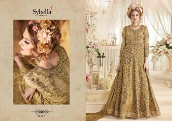 SYBELLA BRIDAL COLLECTION SERIES S-91 TO S-98 WHOLESALE RATE AT GOSIYA EXPORTS SURAT WHOLESALE SUPPLAYER AND DEALER SURAT GUJARAT (7)
