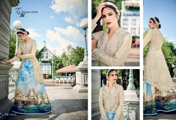 T AND M BY SAHIBA NOUR INDO WESTERN SALWAR KAMEEZ WHOLESALE RATE PRICE AND SUPPLAYER DEALER AT GOSIYA EXPORTS SURAT GUJARAT (6)