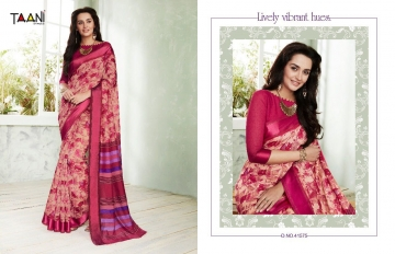 TAANI COTTON COUNTY COTTON SAREES COLLECTION WHOLESALE RATE SELLER BEST RATE BY GOSIYA EXPORTS SURAT (3)