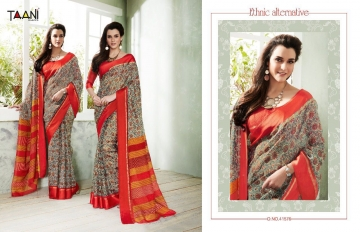 TAANI COTTON COUNTY COTTON SAREES COLLECTION WHOLESALE RATE SELLER BEST RATE BY GOSIYA EXPORTS SURAT (9)