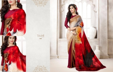 TAANI SAREES BY DIGITAL PRINT CATALOG WHOLESALE SAREES SURAT BY TAANI BEST RATE (1)