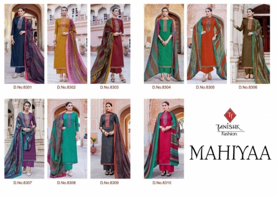 TANISHK FASHION MAHIYAA  (10)