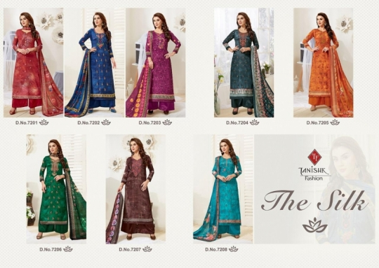 TANISHK FASHION THE SILK  (8)
